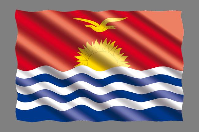 Kiribati zászló