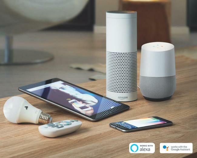 EGLO connect - Alexa - Google home