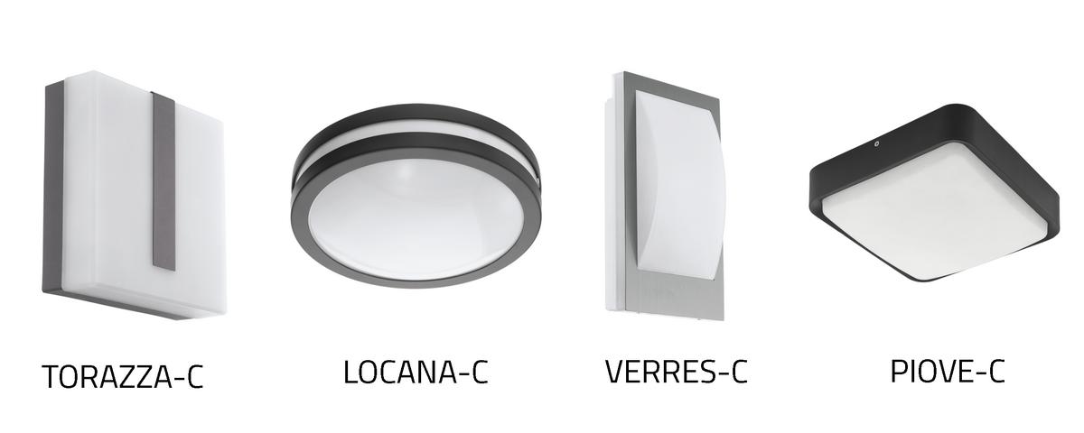 EGLO PIOVE-C LOCANA-C TORAZZA-C VERRES-C