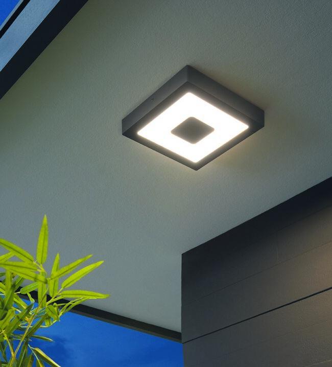 96489 EGLO IPHIAS kültéri fali mennyezeti lámpa