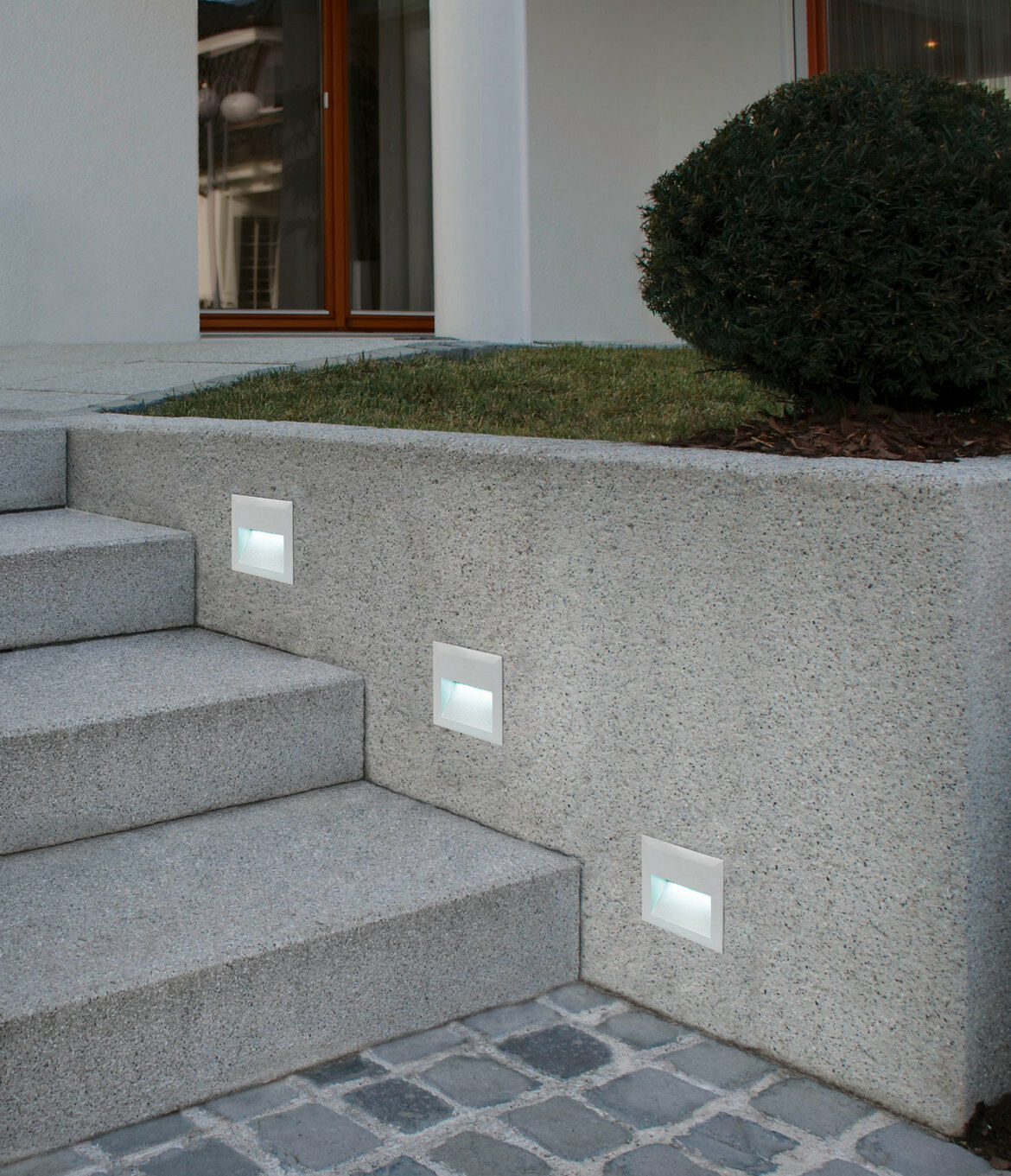 95235 EGLO LED kültéri fali süllyesztett lámpa