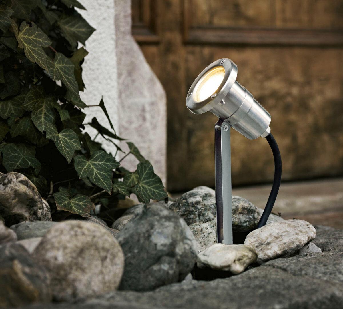 94111 EGLO NEMA LED kültéri leszúrható lámpa