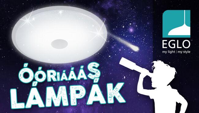 EGLO LANCIANO óriáslámpa