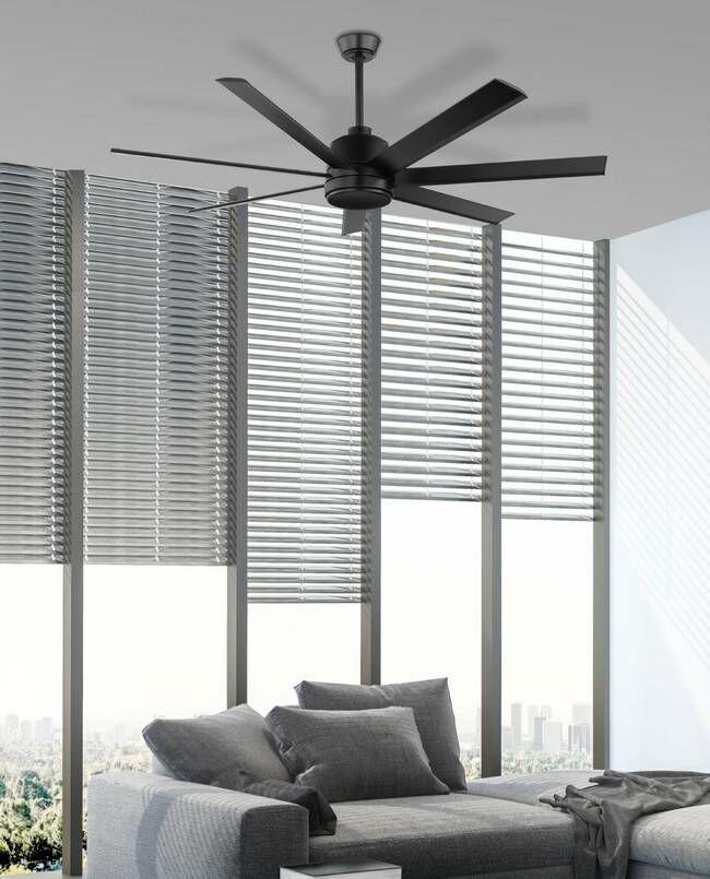 35019 EGLO AZAR 60 mennyezeti ventilátor távirányítóval