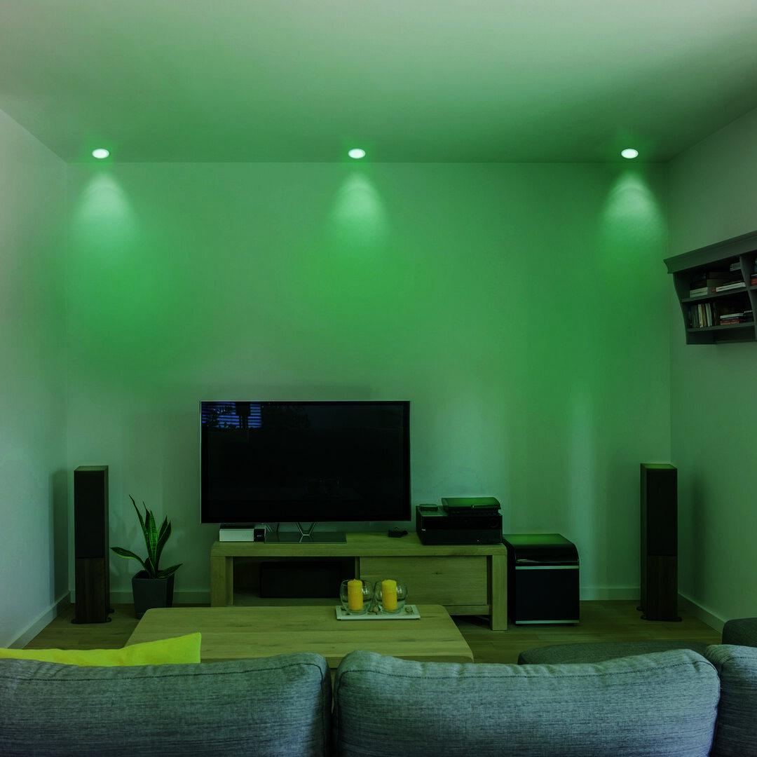 32738 EGLO FUEVA-C LED szabályzós süllyesztett lámpa