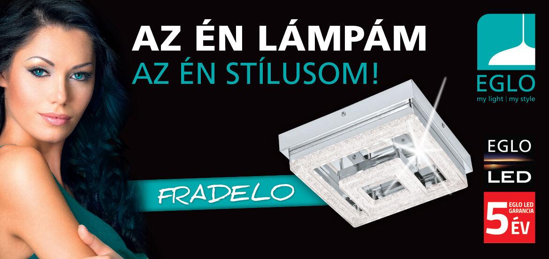 EGLO FRADELO LED mennyezeti lámpa