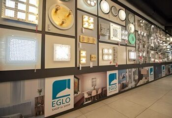 Budapest III., Deborah Lámpa Stúdió, EGLO SHOP IN SHOP