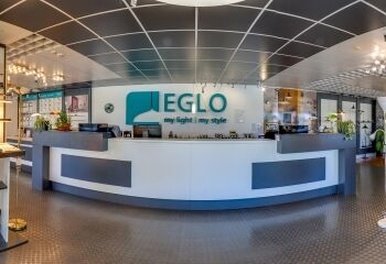 EGLO LUX Bemutatóterem