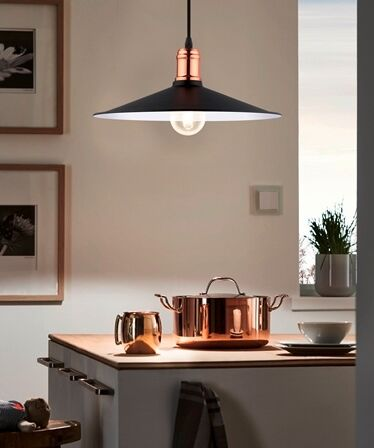 EGLO vintage lámpa BRIDPORT 49452