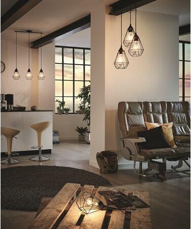 EGLO vintage lámpa Tarbes 94189 94191 94192